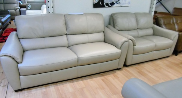 Avon 3 seater and 2 seater beige £1799 (SWANSEA SUPERSTORE)